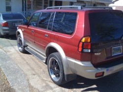 205royal205s 2001 Mitsubishi Montero Sport 