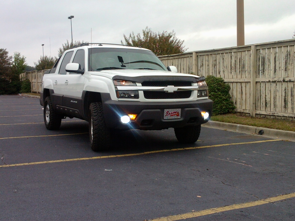 Another xtreme8808 2003 Chevrolet Avalanche post... - 14609090