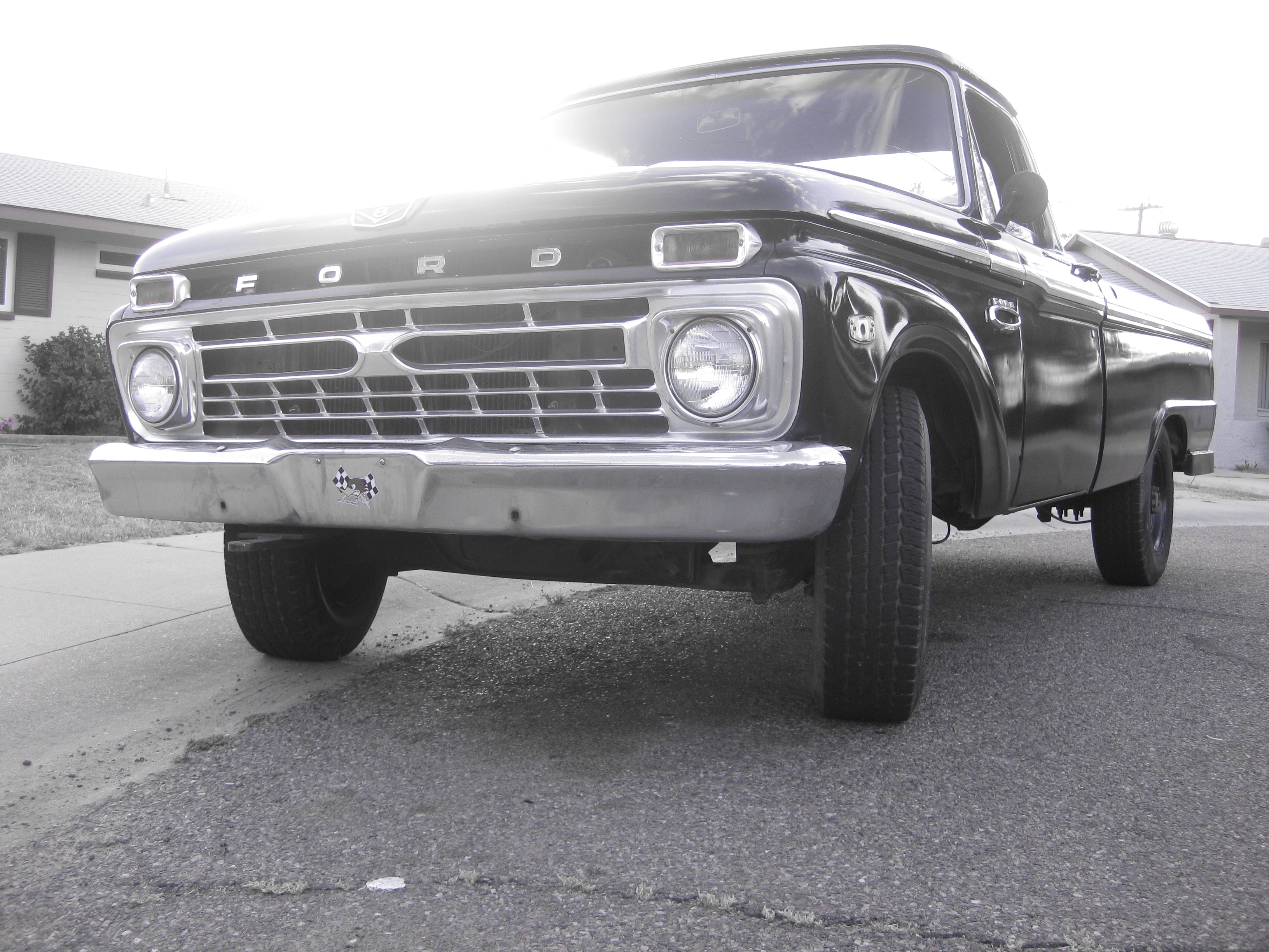 Another 1966fordf250 1966 Ford F250 Super Duty Regular Cab post... - 14609671