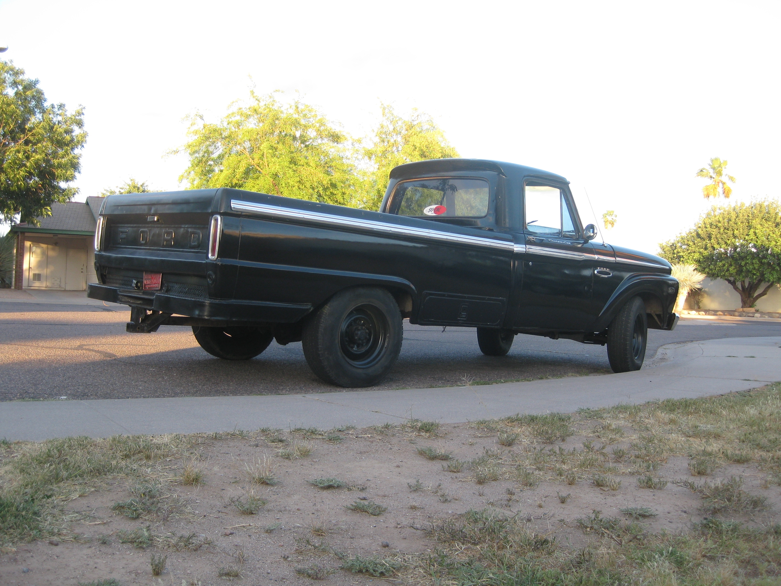 Another 1966fordf250 1966 Ford F250 Super Duty Regular Cab post... - 14609673