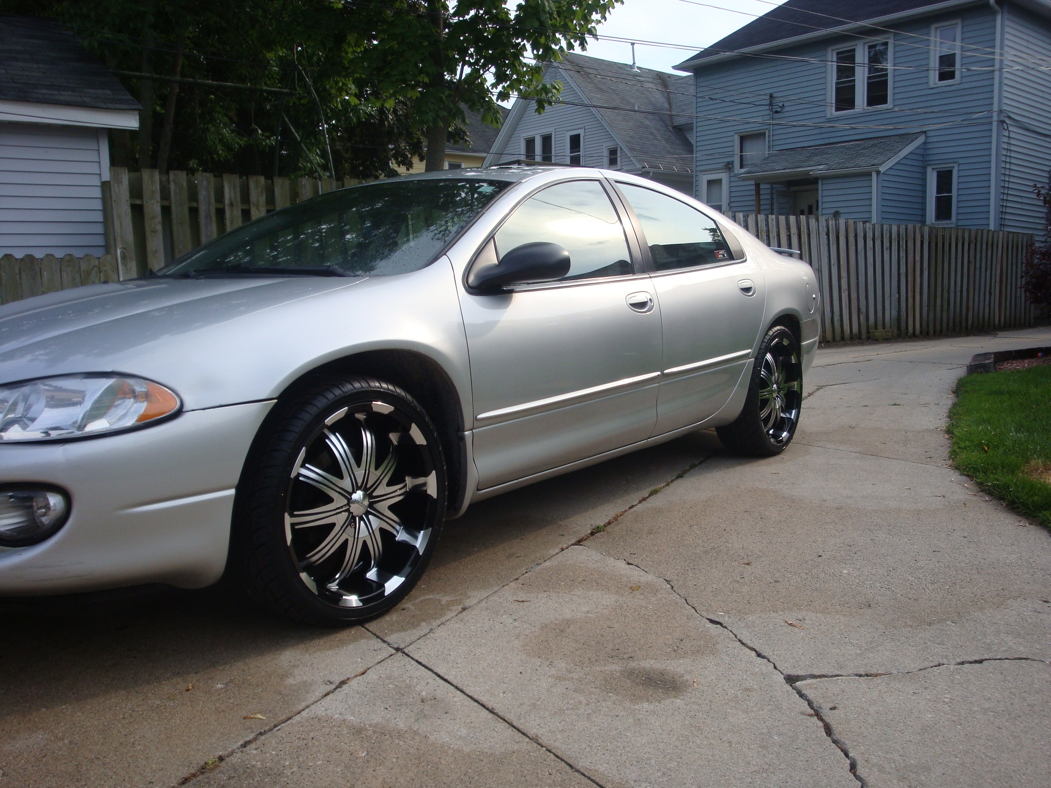 Bigballa53081 2003 Dodge Intrepid Specs Photos