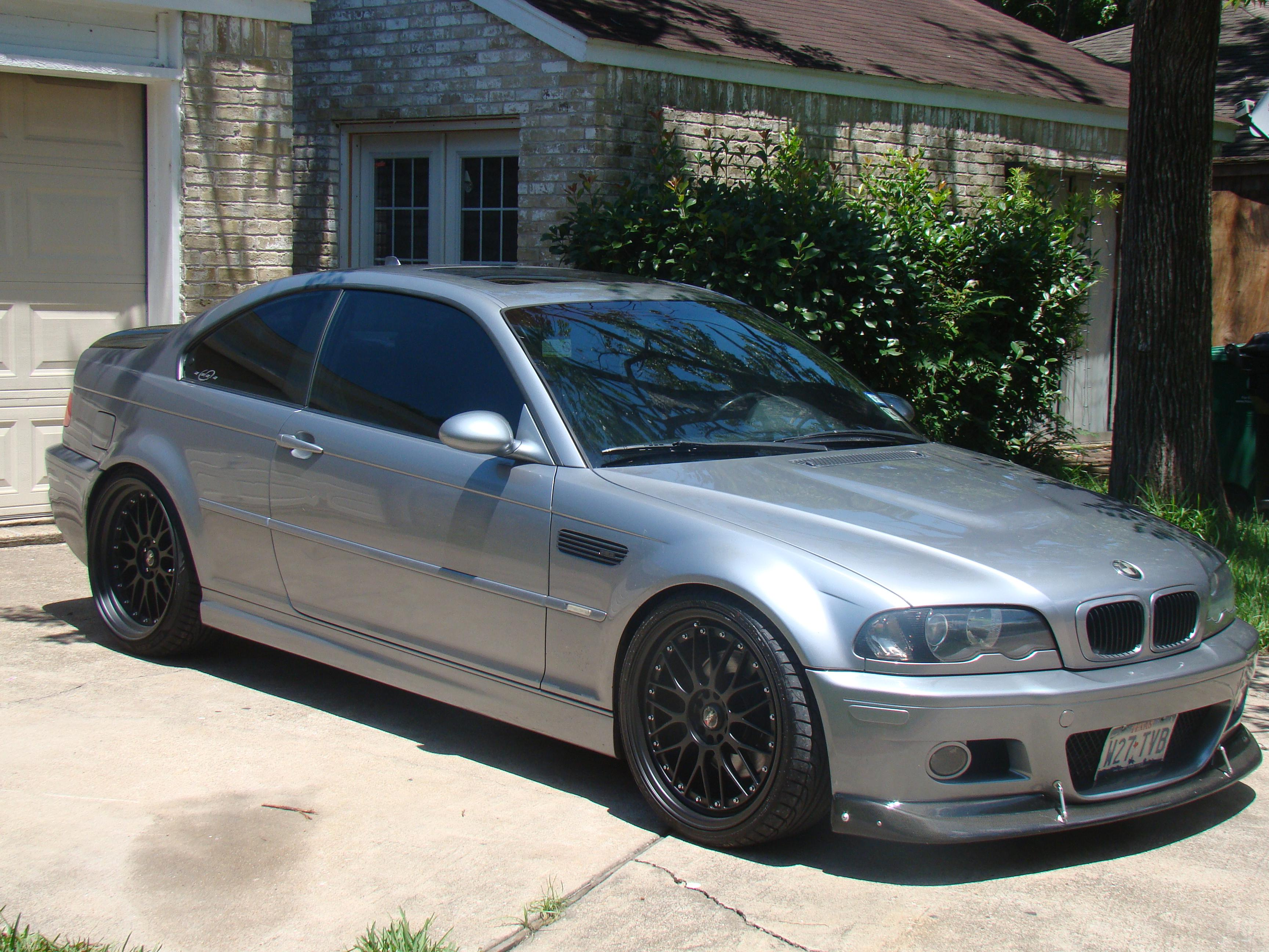 Damean3 2004 Bmw M3coupe 2d Specs Photos Modification