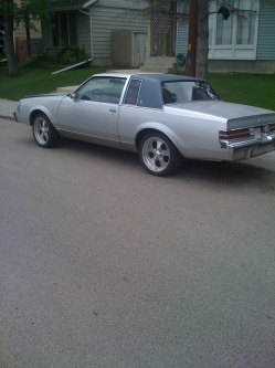 bmasterflexs 1985 Buick Regal 