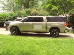 dragaeran1s 2007 Toyota Tundra CrewMax