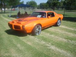 1badbird74s 1974 Pontiac Trans Am 