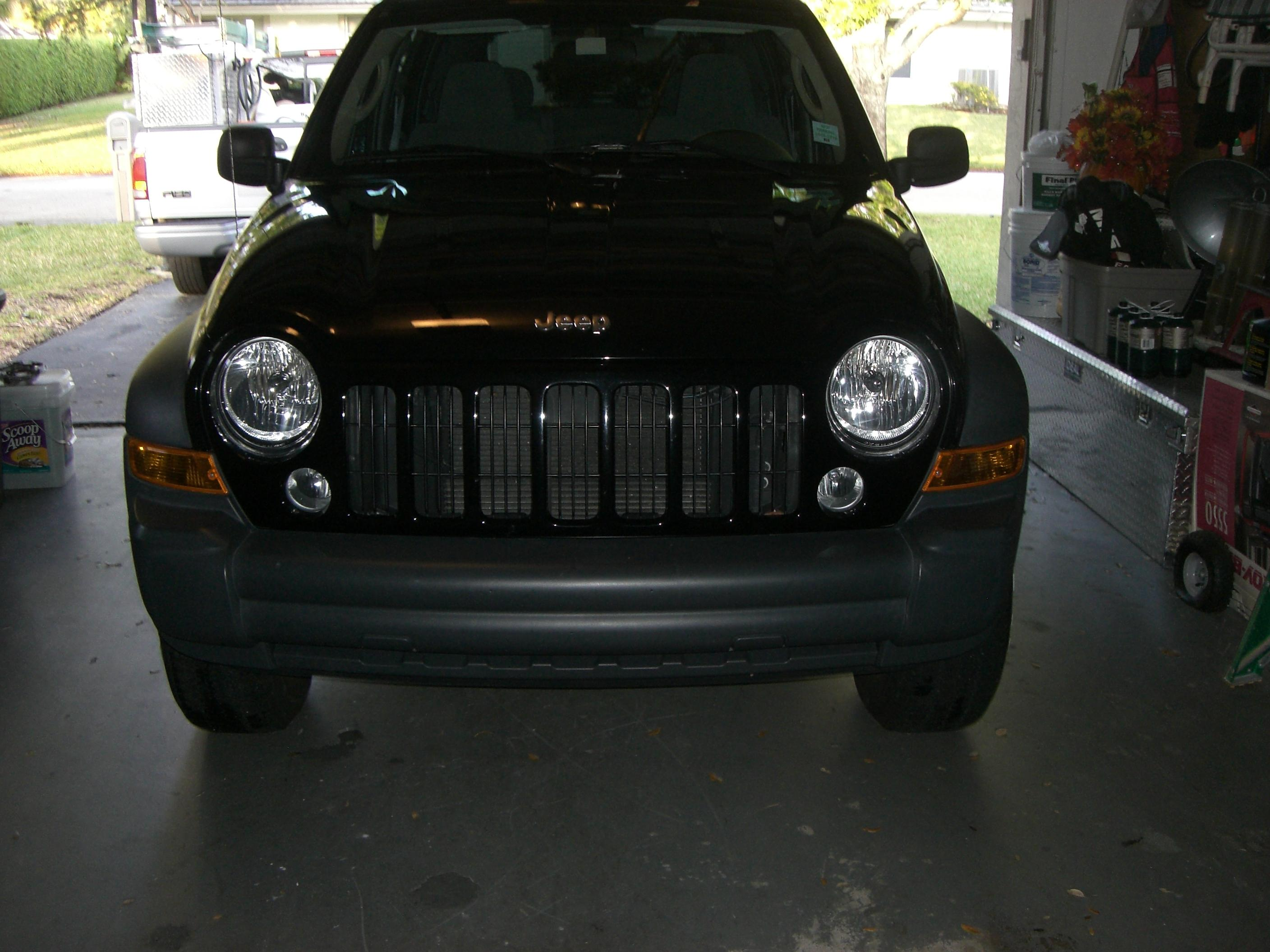 avalanchejf9 2007 Jeep Liberty