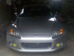 Gabolges 2001 Honda S2000
