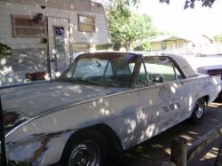 cadillackid1955s 1962 Ford Thunderbird