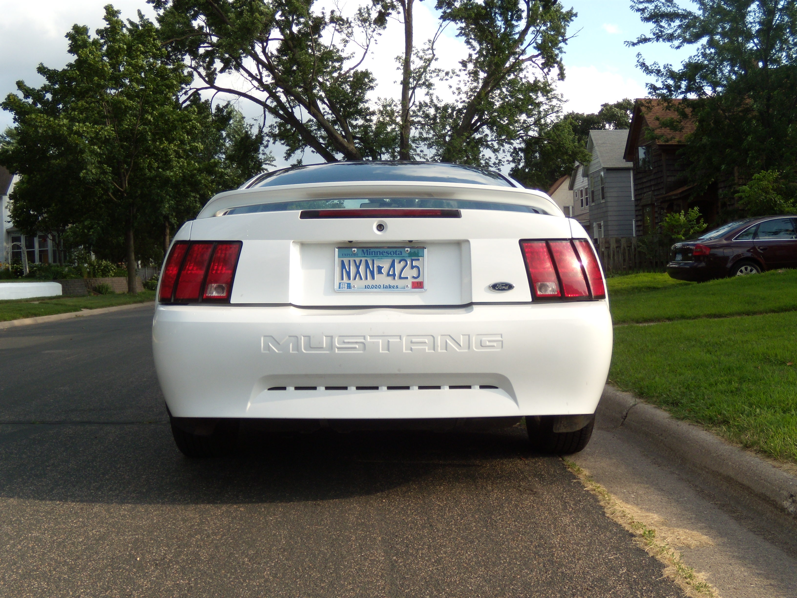 Another ALLxDAY 1999 Ford Mustang post... - 14614422