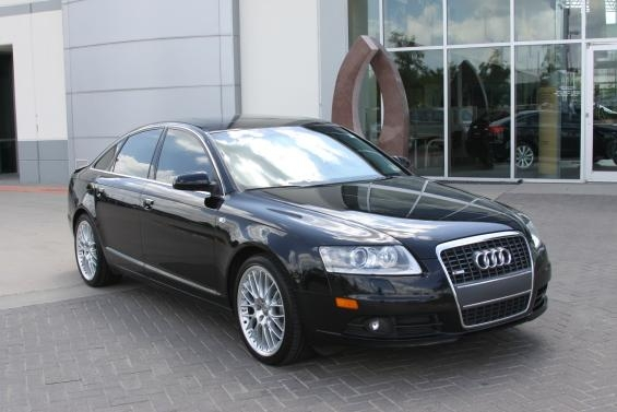 GCode22 2007 Audi A64.2 Quattro Sedan 4D Specs, Photos, Modification