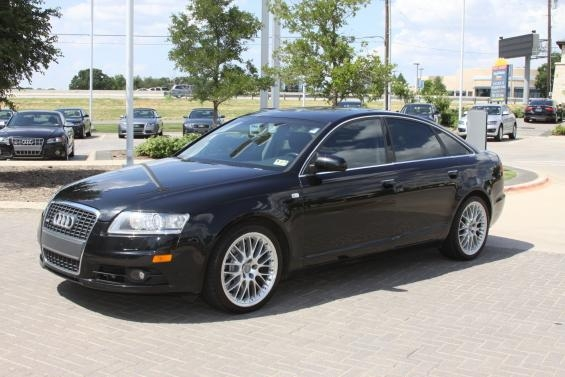 Another GCode22 2007 Audi A6 post... - 14614605