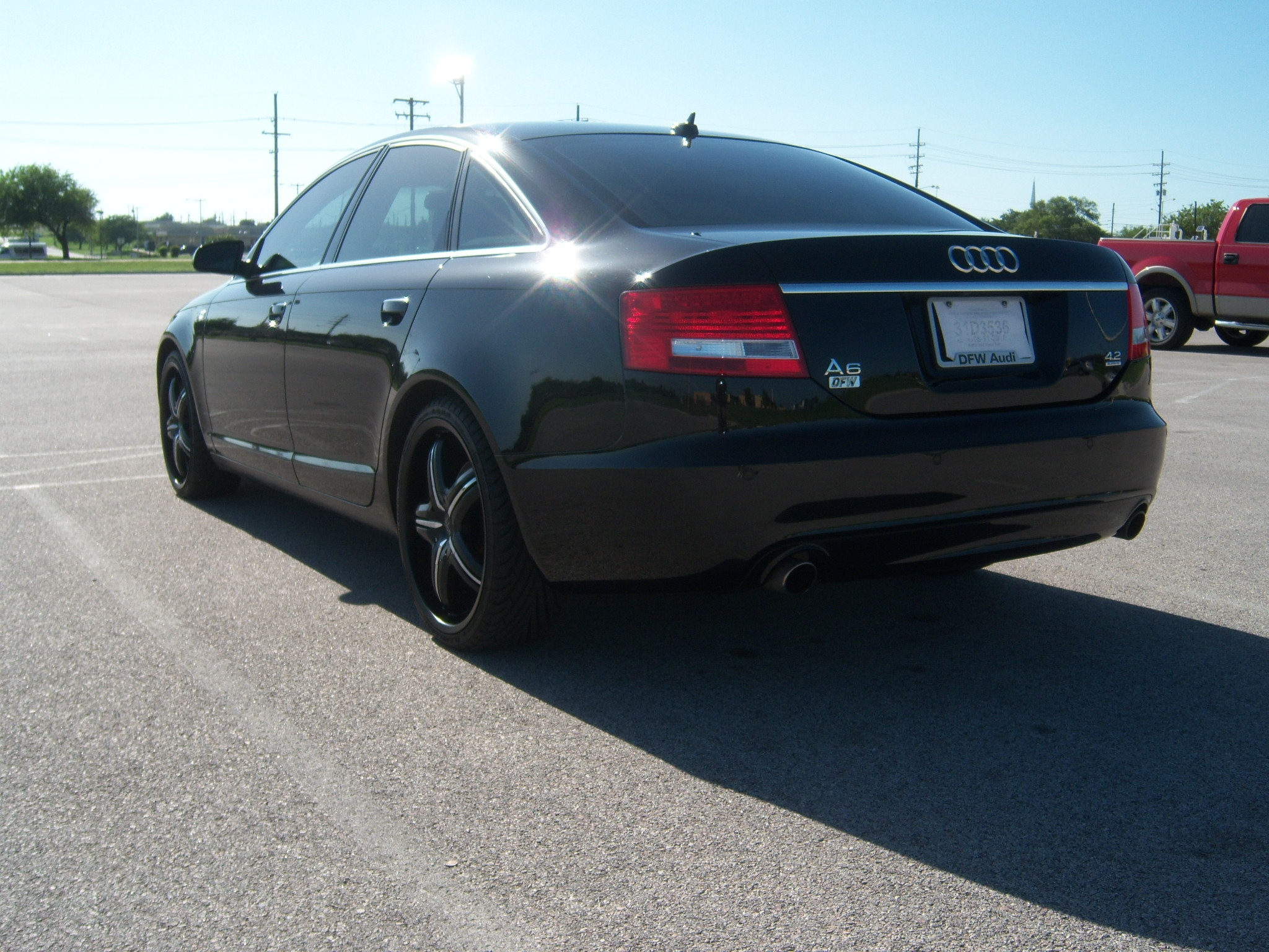 Another GCode22 2007 Audi A6 post... - 14614610