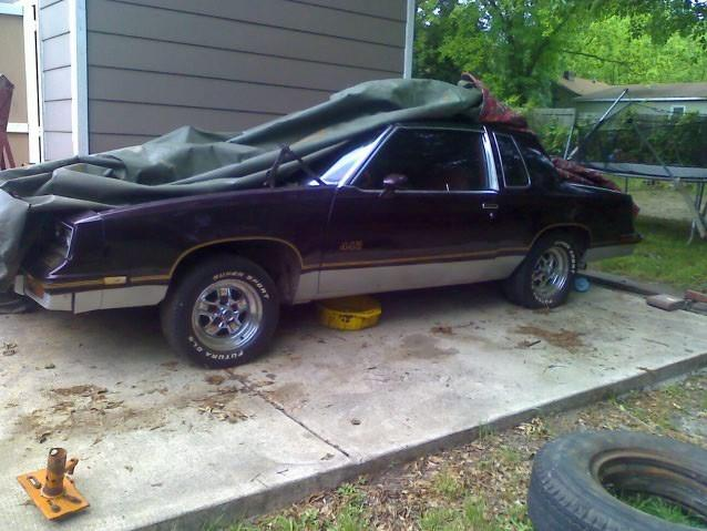 Another BABYLAND 1987 Oldsmobile 442 post... - 14614897