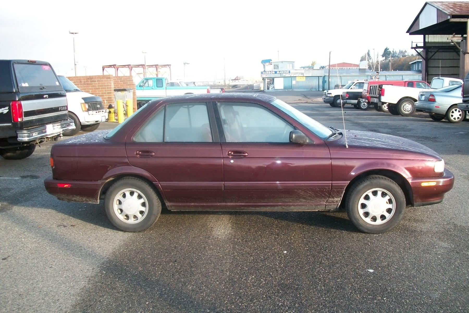 1995 Nissan Sentra Related Infomation Specifications