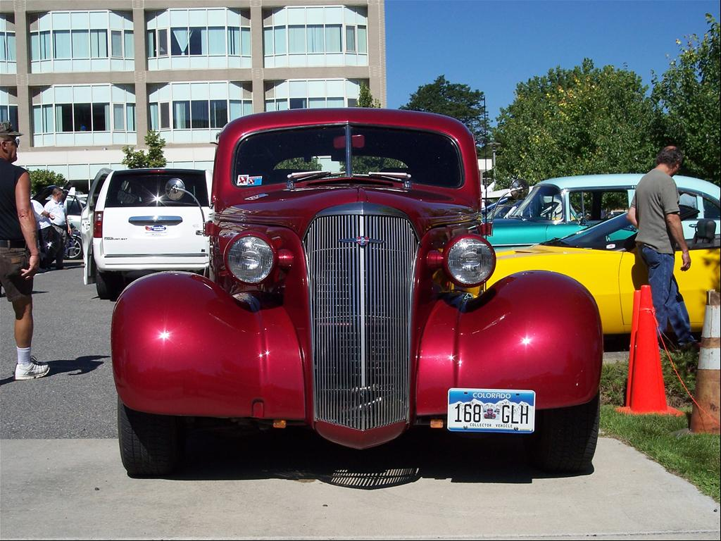 I have loved 37 Chevy Coupes