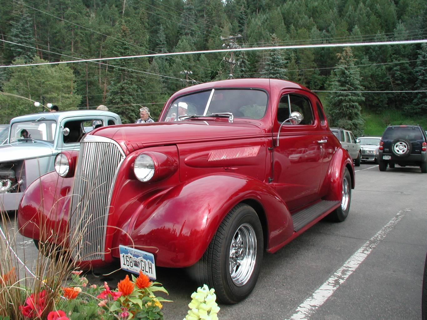 Another Pivnic 1937 Chevrolet Master Deluxe post... - 14617127