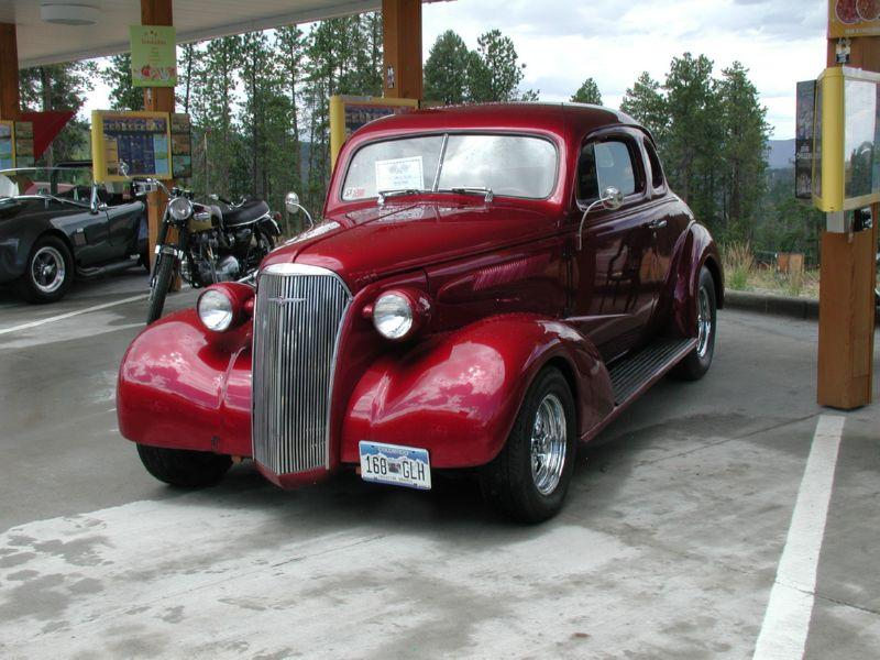 Another Pivnic 1937 Chevrolet Master Deluxe post... - 14617128