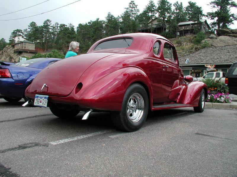 Another Pivnic 1937 Chevrolet Master Deluxe post... - 14617129