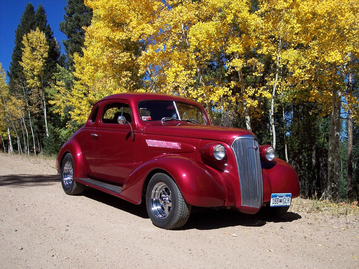 Another Pivnic 1937 Chevrolet Master Deluxe post... - 14617131