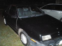 LYBAces 1993 Plymouth Sundance