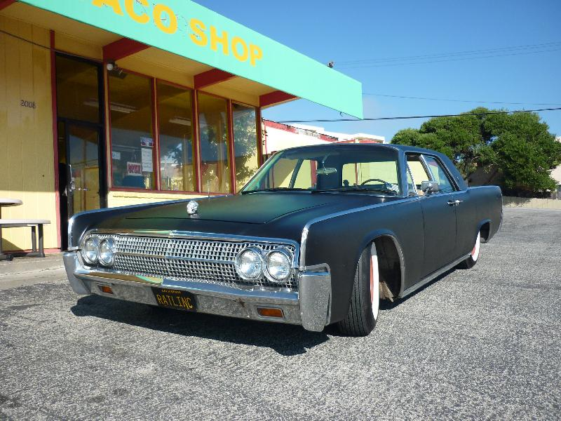 Another Danzzig 1963 Lincoln Continental post... - 14615440