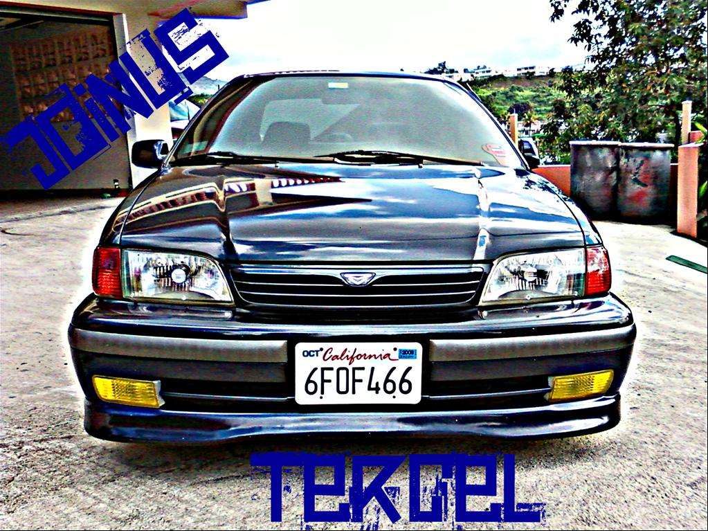 """1999 Toyota Tercel """"Joinus Tercel JDM"""" - Cayey, owned by Corsa99 ..."""