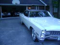 Legenzs 1967 Cadillac DeVille