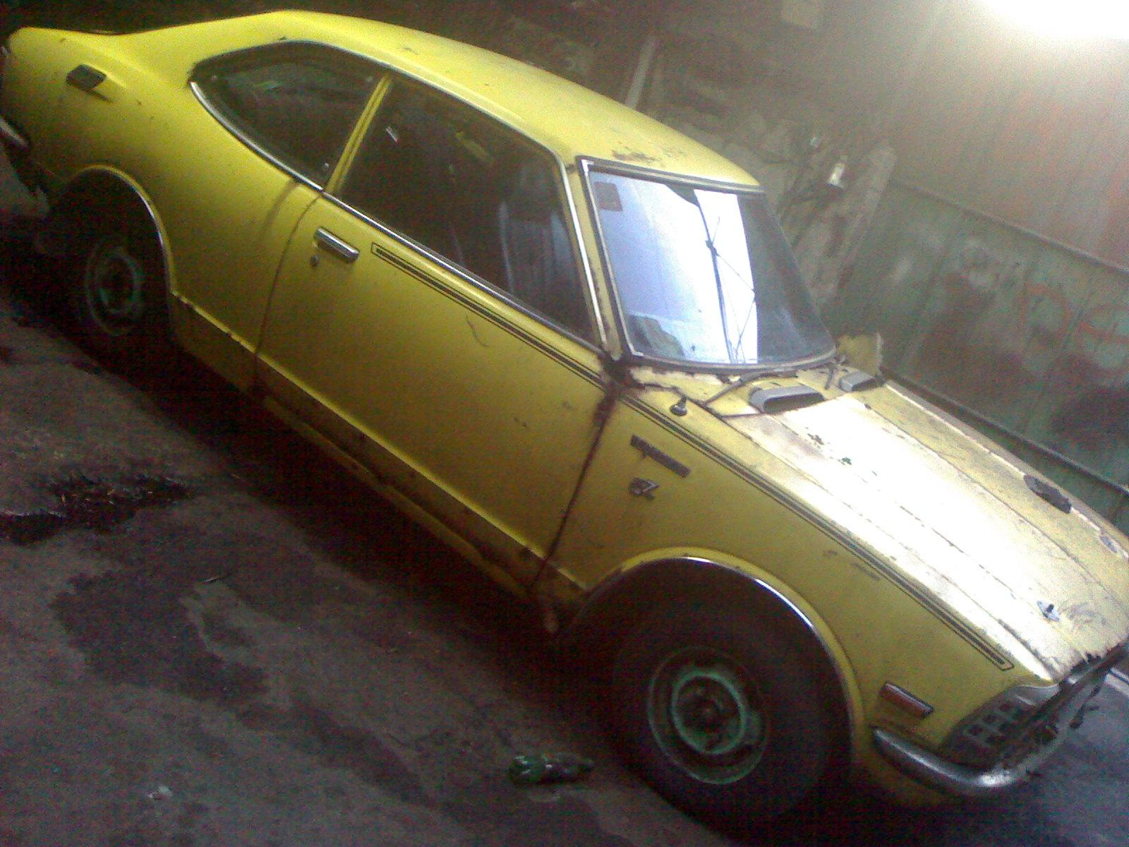 Another denshop 1974 Toyota Corolla post... - 14618069