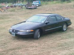 Autotooner's 1995 Lincoln Mark VIII