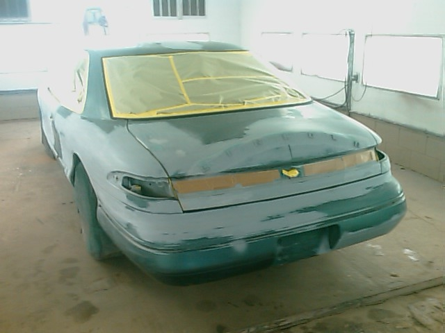 Autotooner 1995 Lincoln Mark VIII 14618566