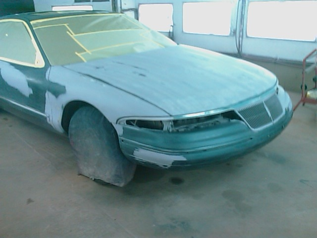 Autotooner 1995 Lincoln Mark VIII 14618567