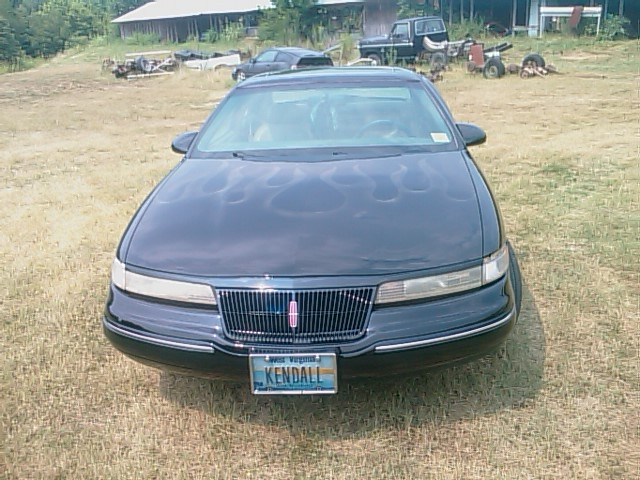 Autotooner 1995 Lincoln Mark VIII 14618573