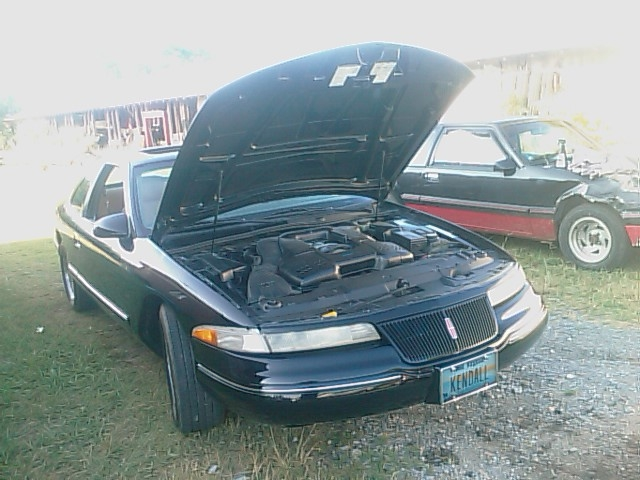 Autotooner 1995 Lincoln Mark VIII 14618581