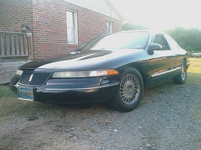 Autotooner 1995 Lincoln Mark VIII