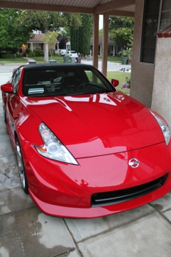 Timmyskyline350gs 2009 Nissan 370Z