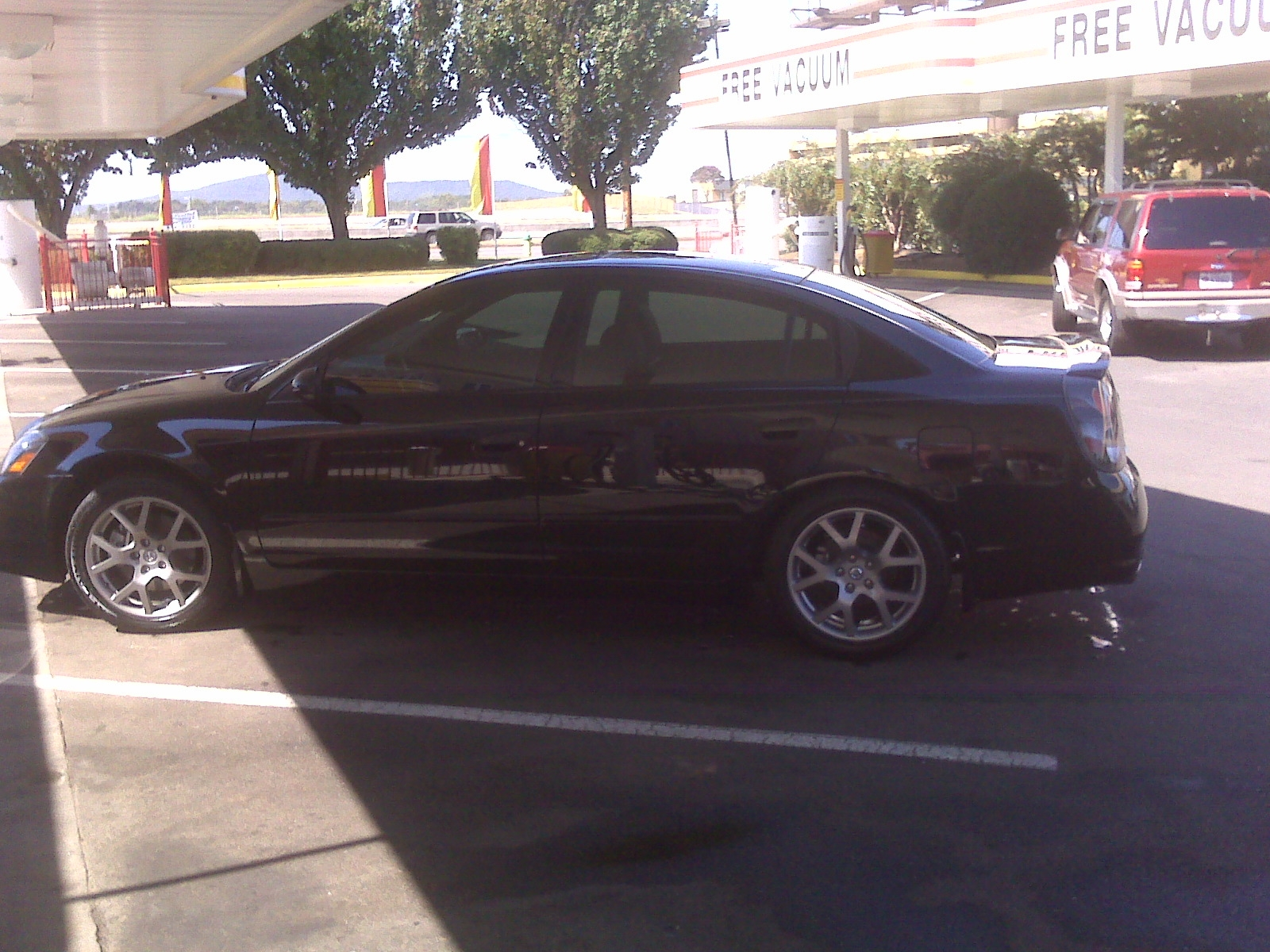 Q Dizzle 2005 Nissan Altima3 5 Se R Sedan 4d Specs Photos Modification Info At Cardomain