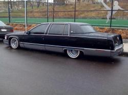 Mexiking84s 1996 Cadillac Fleetwood