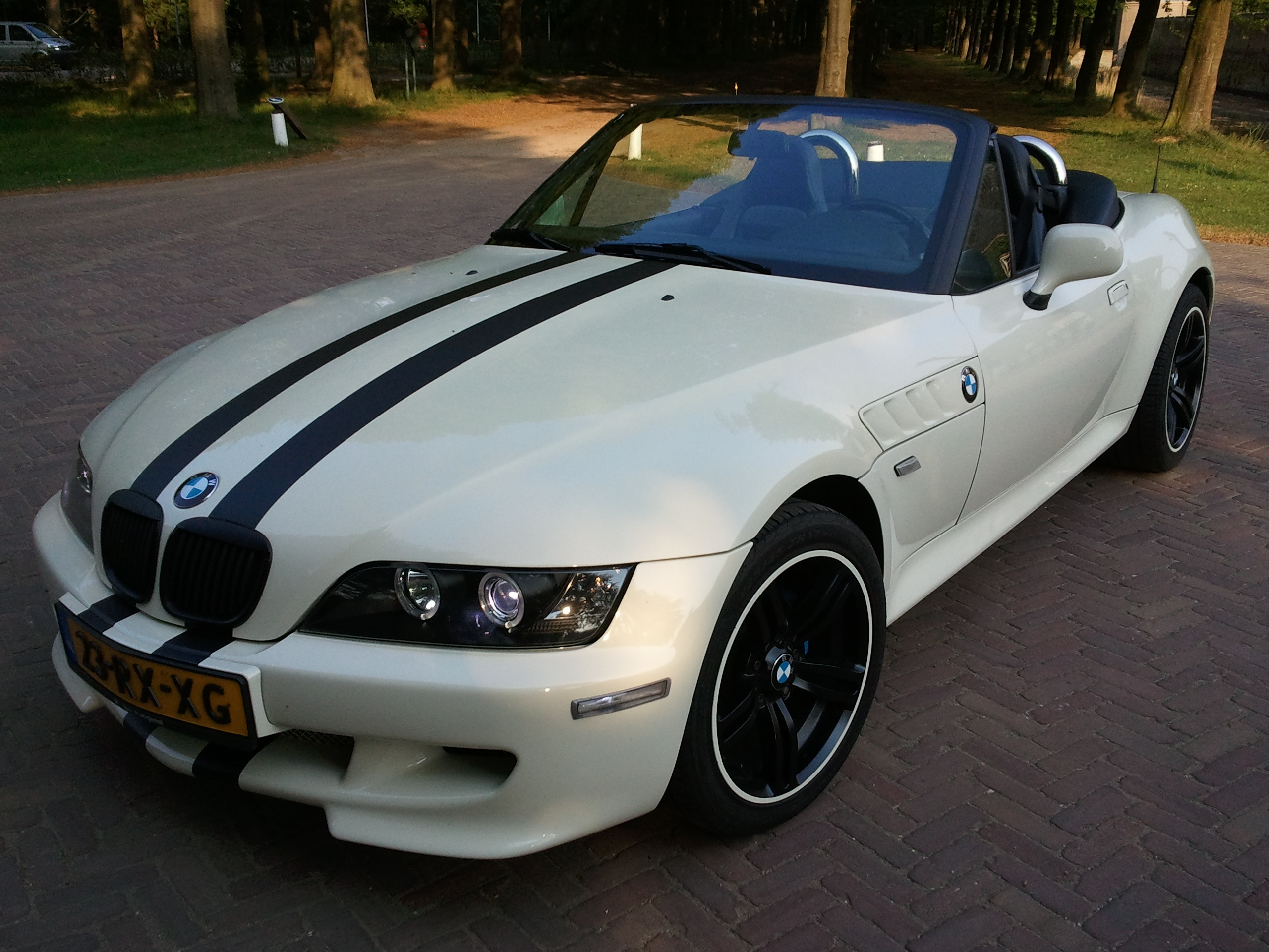 Monte Carlo1980 1996 Bmw Z3roadster 2d Specs Photos
