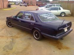 greasemonkey95 1990 Mercedes-Benz 560SEL