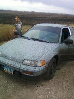 Acura Manhattan on 1988 Honda Crx  Glitter Crix     Grand Forks   Nd Owned By C Rexlover