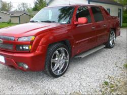 CHOW1503s 2002 Chevrolet Avalanche
