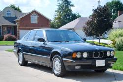 Bma-mas 1991 BMW 5 Series