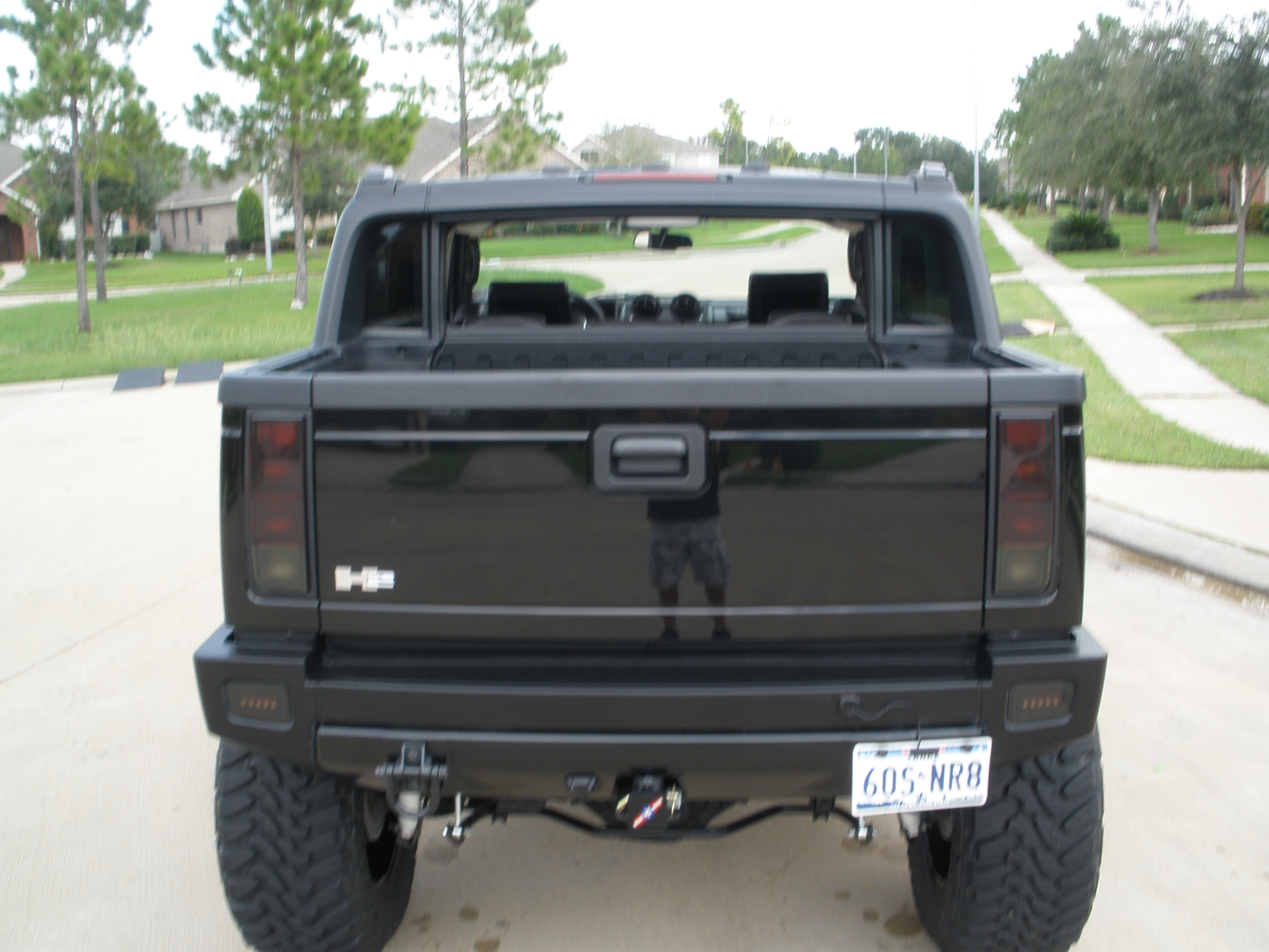 Another 006006 2007 Hummer H2 post... - 14620760