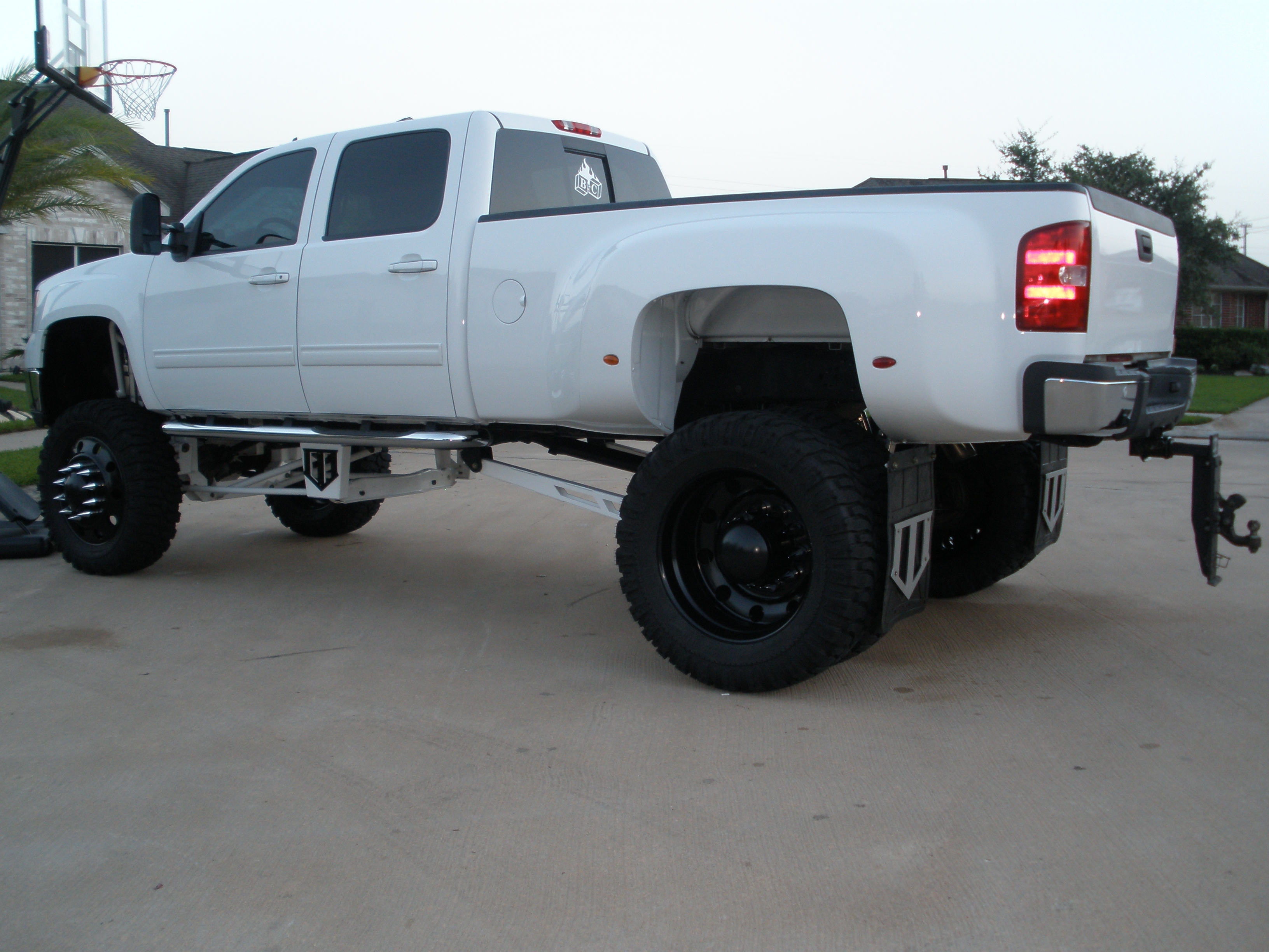 Another 006006 2008 GMC Sierra 3500 HD Crew Cab post... - 14620772