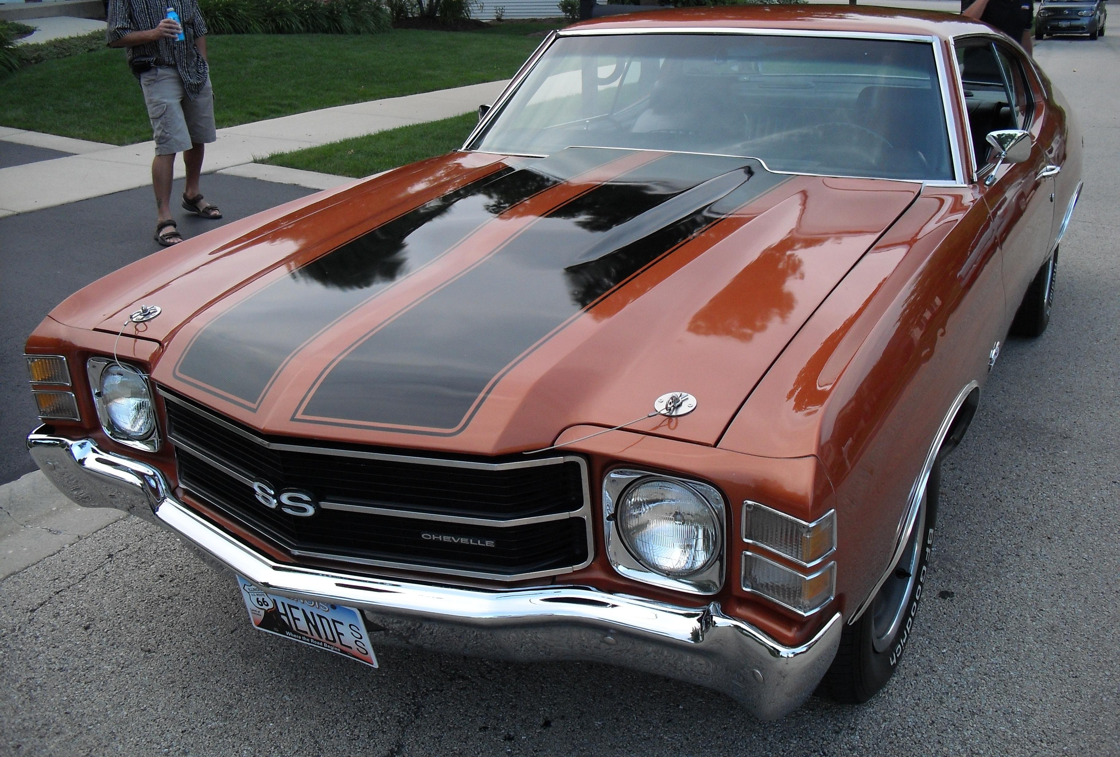 Another 1971-Chevelle-SS 1971 Chevrolet Chevelle post... - 14620185