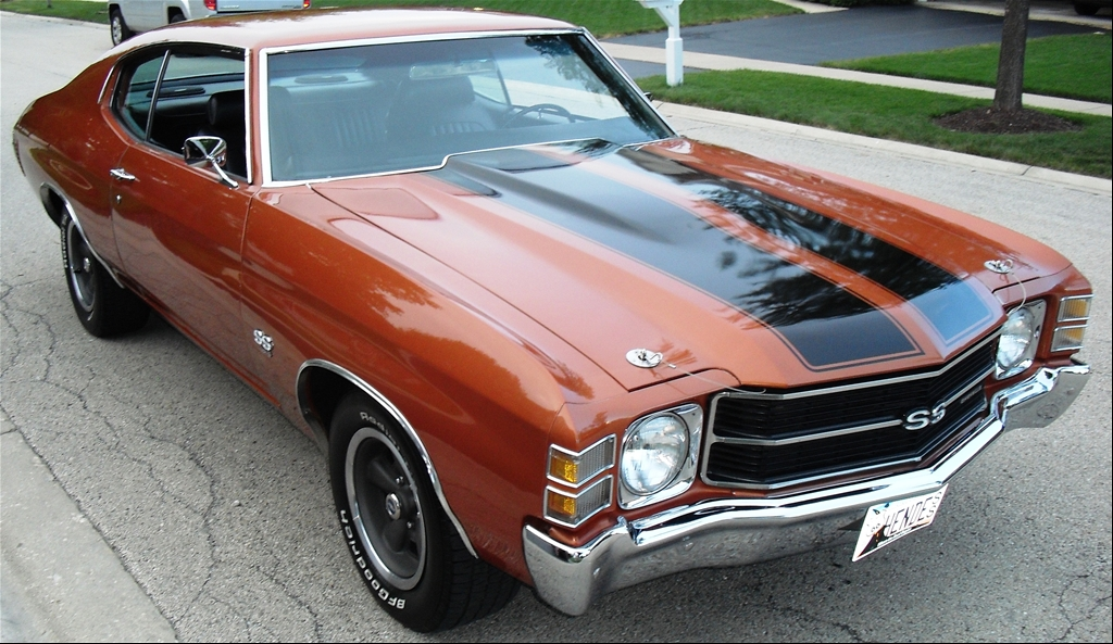 New Owner of a 71 Chevelle SS clone - Page 2 - Chevrolet