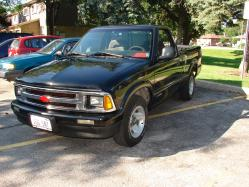 IRONMAN_321s 1996 Chevrolet S10 Regular Cab