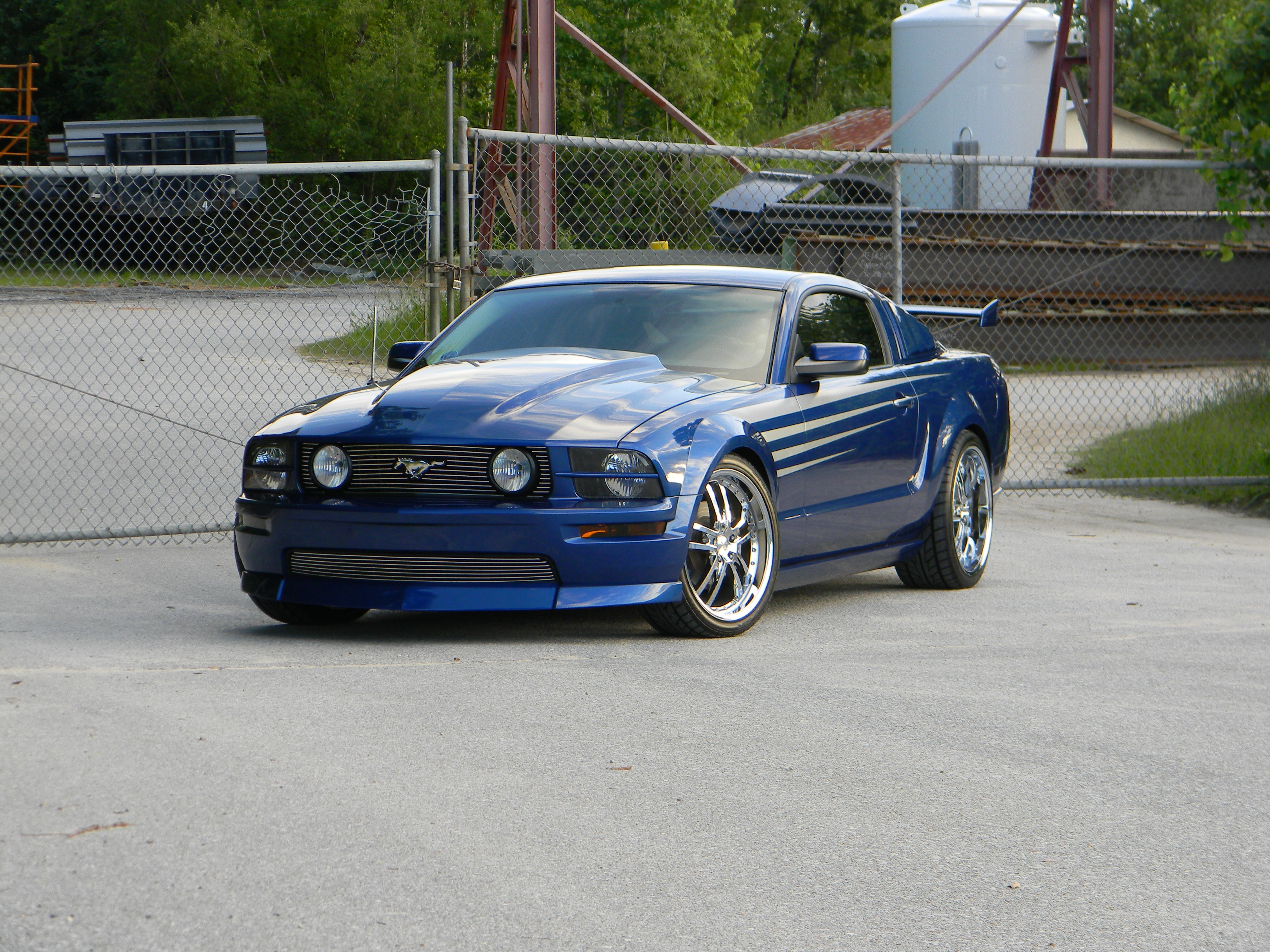 waldogt07 2007 ford mustanggt deluxe coupe 2d specs