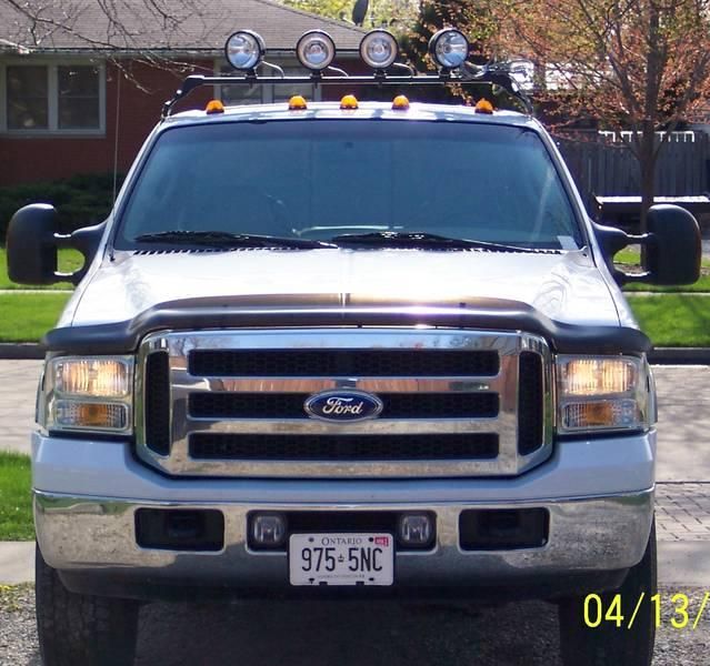 2005 Ford Super Duty Spec