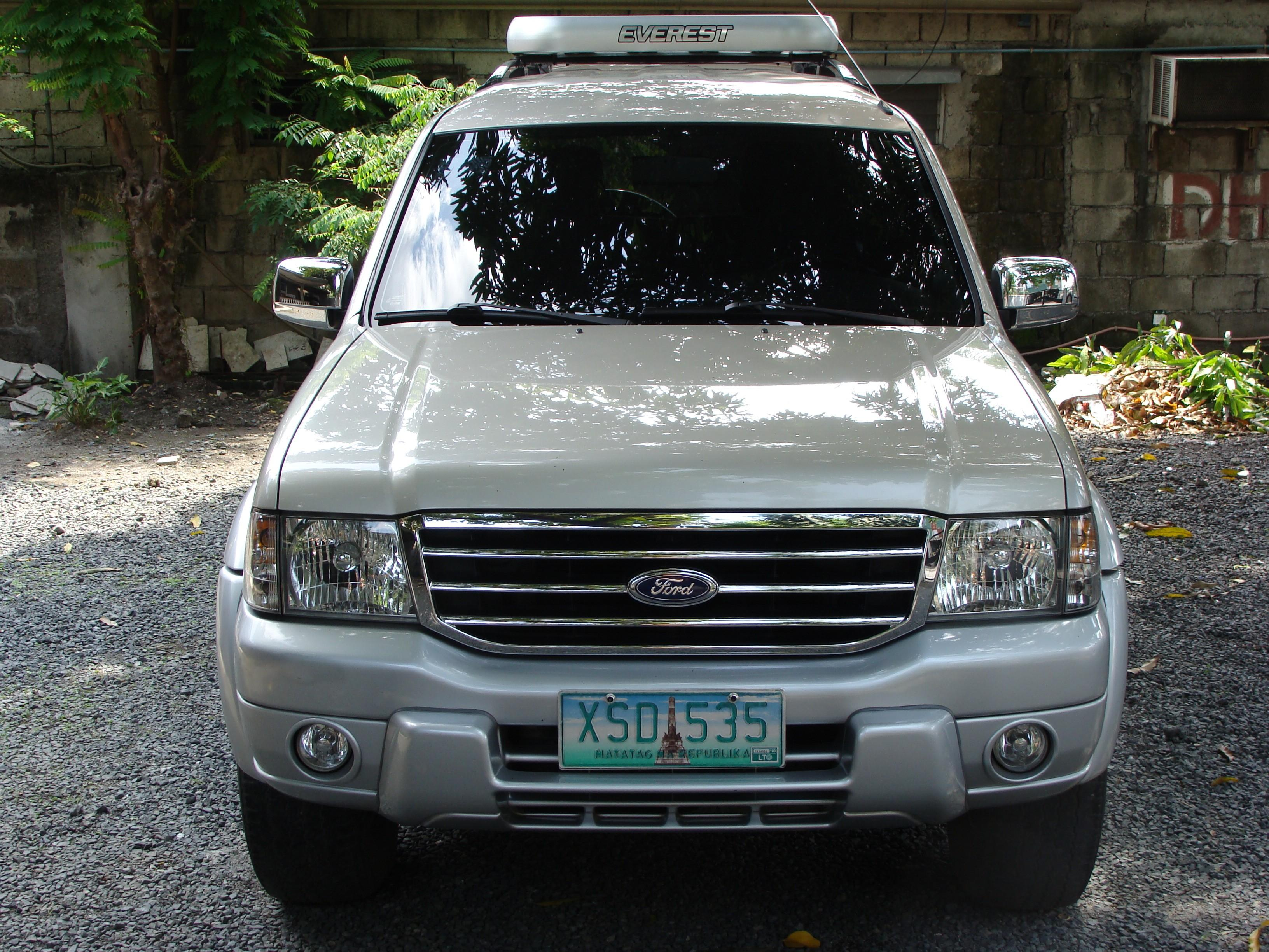 tim149750's 2004 Ford Everest